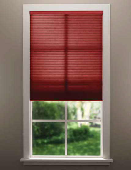 Lutron Insulating Honeycomb Shade